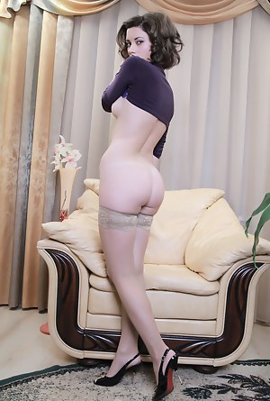 Nude Teen Stockings Porn Pictures